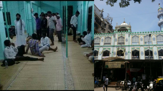 Display of humanity by Mumbai Muslims during natural calamity