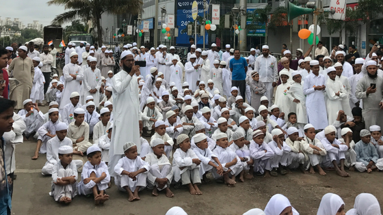 UP madrasas celebrated Independence Day with full zeal