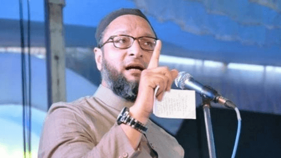 Owaisi urges 3 years jail for those who call Indian Muslims 'Pakistani'