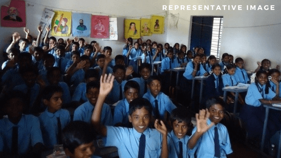 MP school students to answer roll call with 'Jai Hind' not 'Present Sir'