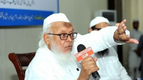 FIRs filed against Maulana Arshad Madani; Assam Police examining 'provocative speech'