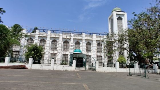 Azam Campus Mosque has been offered for isolation facility in Pune