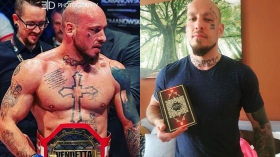 "COVID-19 Pandemic helped Austrian MMA fighter to find his ""true faith"", embraces Islam"