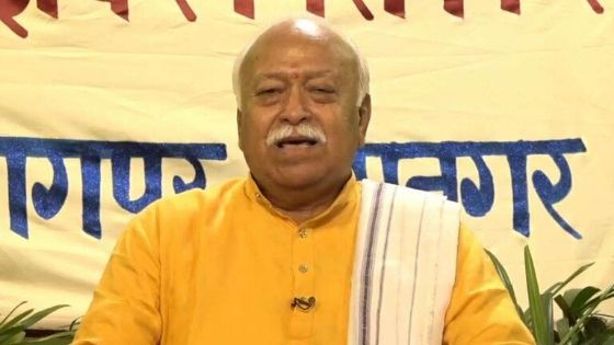 Help all without discrimination: Mohan Bhagwat urges RSS workers