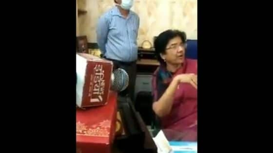 Covert video expose Kanpur doctor's Islamophobic face who accused Tablighi members of spitting